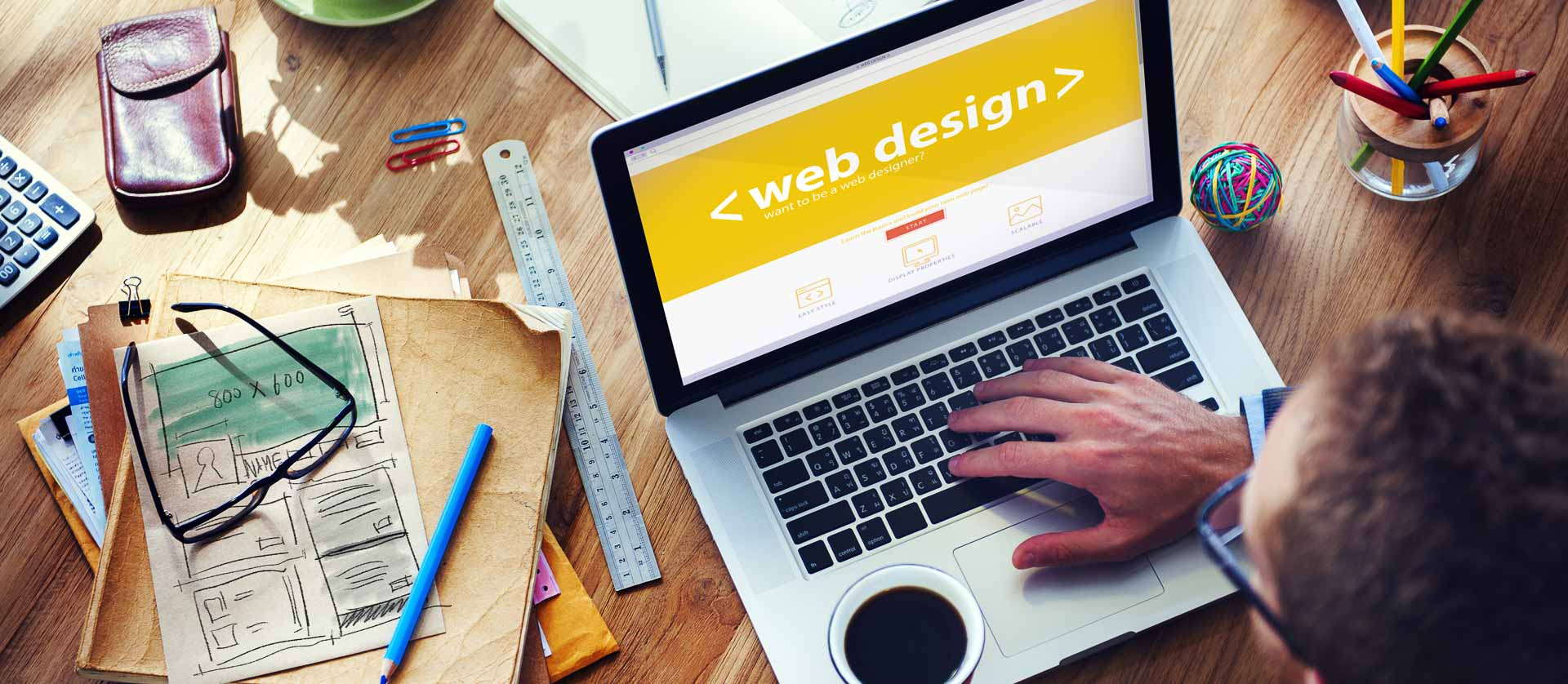 Web Design Packages in Doncaster from £45 per month!