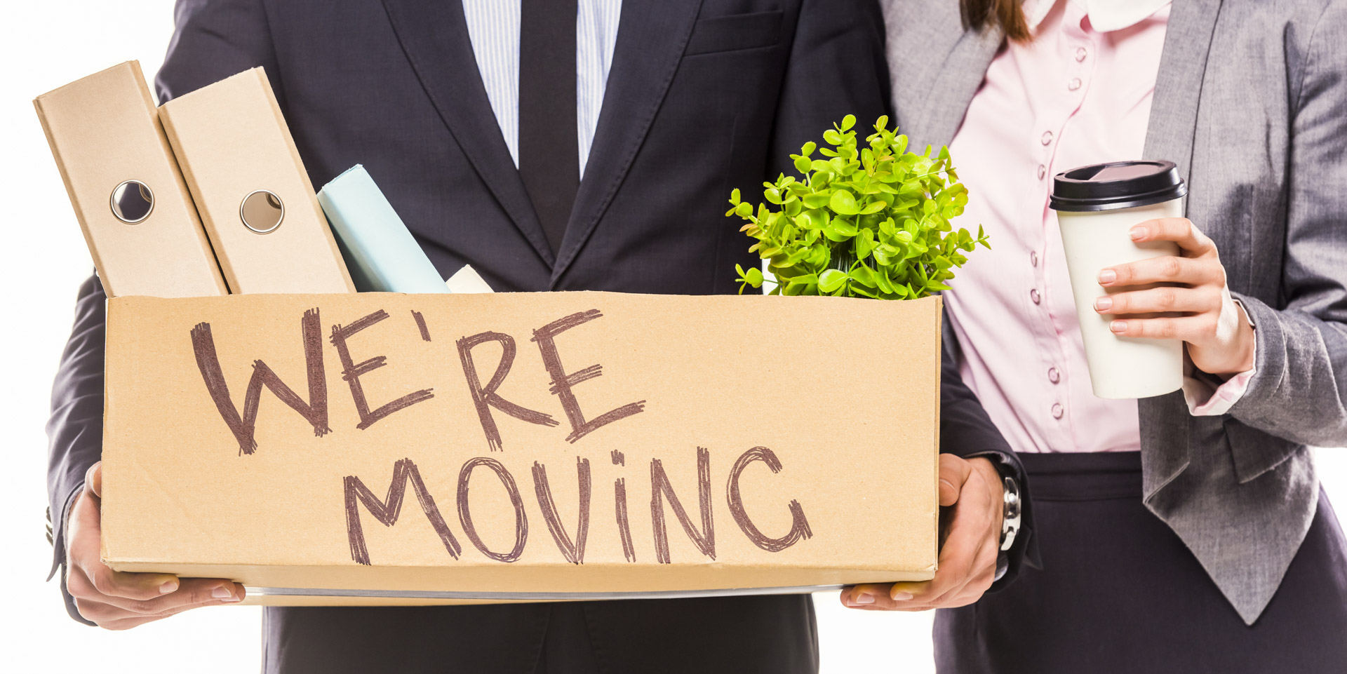 Moving Office?